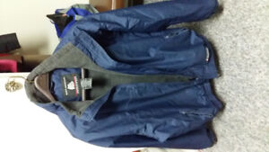 Men's blue XL  jacket  great new condition