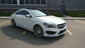 2015 Mercedes Benz CLA45 AMG 4MA with WINTER TIRES For Sale!