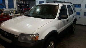 2005 Ford Escape XLT VUS