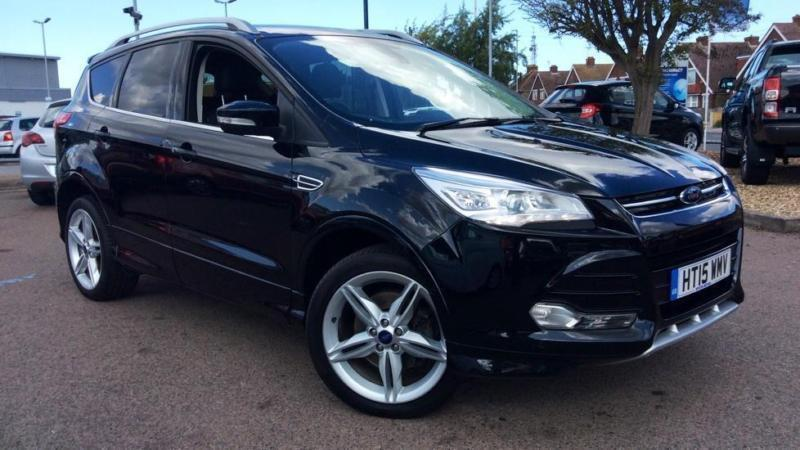 2015 ford kuga 2 0 tdci 180 titanium x sport automatic diesel 4x4 in northampton. Black Bedroom Furniture Sets. Home Design Ideas