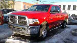 2010 Dodge Power Ram 2500 SLT + Pickup Truck PRE DEF