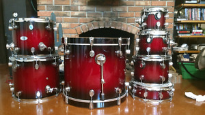 PDP X7 drum kit for sale