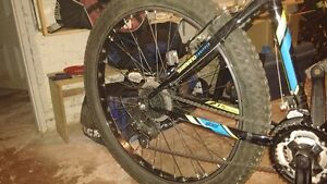 wicked fallout plus mtb with front discs London Ontario image 2