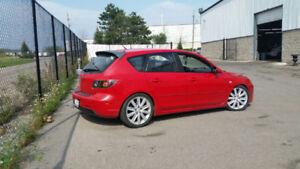 2006 Mazda Mazda3 GS Hatchback