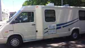 Certified/Safety Low Mileage Diesel RV, Manual Transmission
