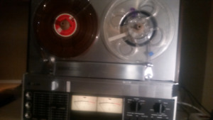 Ampex ax -300 real to reel