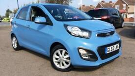 2013 Kia Picanto 1.0 2 5dr Manual Petrol Hatchback