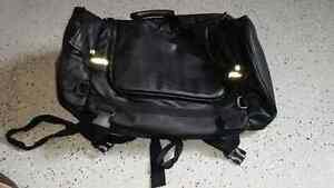Leather Tail Bag for Motorcycle