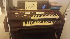 ElectricTeaching organ and bench looking for a new home
