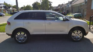 2007 LINCOLN MKX FULLY LOADED