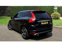 2016 Volvo XC60 D5 (220) R DESIGN Lux Nav AWD Automatic Diesel Estate