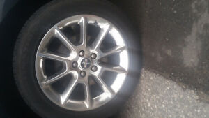 Mustang Rims & Tires... mint condition