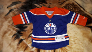 Infant oilers jersey