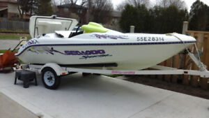 Seadoo Boat Speedster | Browse Local Selection of Used & New