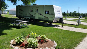 RV for Rent at Blue Sky RV - Shelburne, ON $125 incl site fee