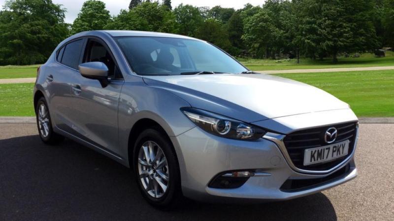 2017 Mazda 3 2.0 SE-L Nav 5dr 42016 Manual Petrol Hatchback