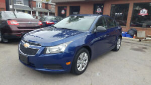 2012 Chevrolet Cruze 6spds only $5995