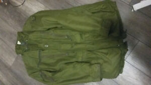 canadian army gore-tex jacket