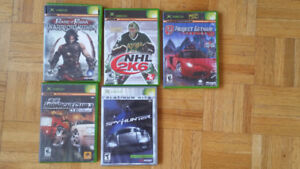 XBOX 360 cds for sale
