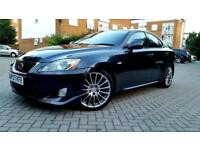 SUPERB GREY LEXUS IS 250 SE AUOMATIC FULL BODY KIT ALLOYS LOW MILEAGE PX