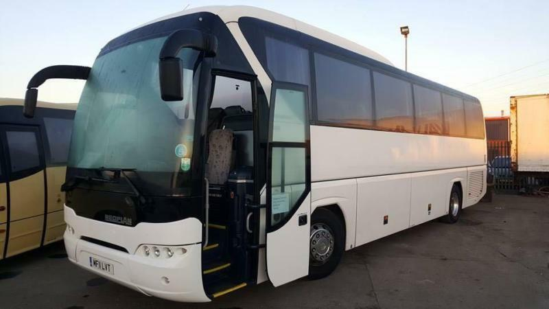2011 11 M.A.N. NEOPLAN 49 SEATER EXECUTIVE COACH