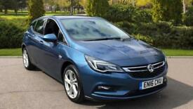 2016 Vauxhall Astra 1.4T 16V 150 SRi 5dr Auto 7201 Automatic Petrol Hatchback
