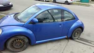 1999 Volkswagen New Beetle TDI MK4 Diesel Manual