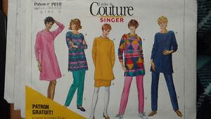 14 paquets de patrons de couture Singer Saguenay Saguenay-Lac-Saint-Jean image 8