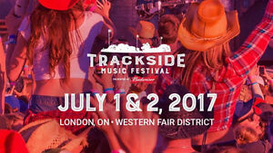 Trackside Music Festival