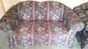 2 pc couch plus love seat Stratford Kitchener Area image 2