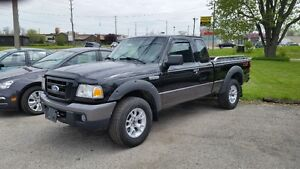 2007 Ford Ranger 4x4 EXTD CAB CERTIFIED