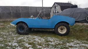 Maki M28 Amphibious Car Parts Wanted!