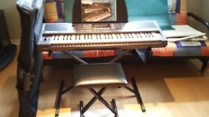 Clavier arrangeurs interactifs Roland EXR-5s (piano/orgue) synth