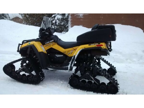 Used 2009 Can-Am Outlander XT
