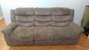 Recliner couch $200 OBO
