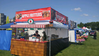 Help wanted for concession stand at busker fest june 1-3