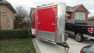 2012 Storm trailer , little used, excellent condition!