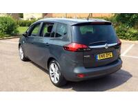 2016 Vauxhall Zafira 1.6 CDTi ecoFLEX SRi 5dr 2013 Manual Diesel Estate