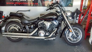 Beautiful Yamaha VStar Like New Condition
