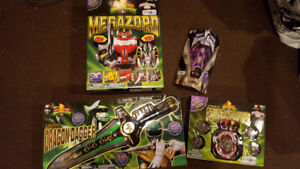Large Toy Lot (Marvel, Power Rangers, Paranorman, PS2 and more)