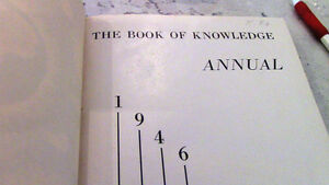 The Book of Knowledge Annual - 1946 (1945) Kitchener / Waterloo Kitchener Area image 3