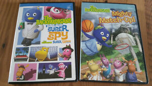 Lot of 2 Backyardigans DVD Kingston Kingston Area image 1