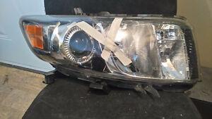 scion XB 2008 2009 2010 D/R headlamp halogen oem