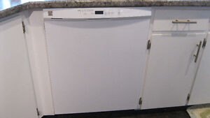 Kenmore Built-in Dishwasher $300