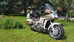 1985 Honda Goldwing Aspencade - 36,498 kms