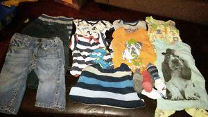 Boy 6-9 clothes