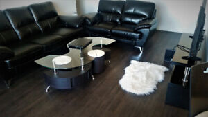 CleanModern 1ROOM - 2 Min. Walk to Downtown&GO TRAIN/BUS Station