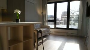 1-BDR, Furnished, near Atwater Metro, Internet, Hydro