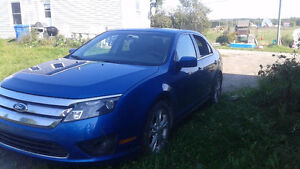 2012 Ford Fusion Berline negociable