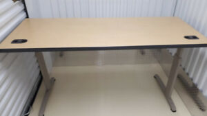 Adjustable(Height)  Office/study Desk table obo